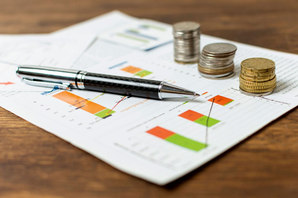 A variety of investment options